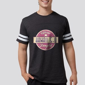 Official Hawaii 5-0 Fangirl Mens Football Shirt