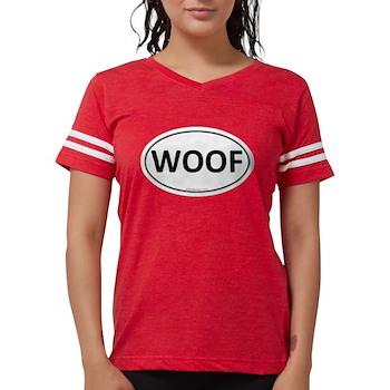 WOOF Euro Oval Womens Football Shirt