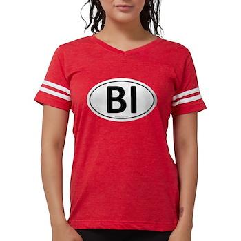 BI Euro Oval Womens Football Shirt