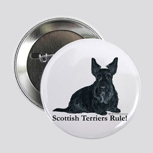 Scottish Terriers Rule! Button