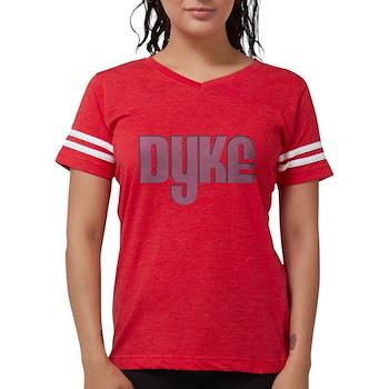 Pink Dyke Womens Football Shirt