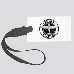 General Aviation Luggage Tag