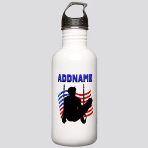 GYMNAST USA Stainless Water Bottle 1.0L