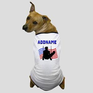 GYMNAST USA Dog T-Shirt