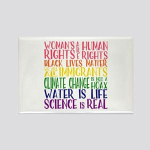 Political Protest - United we are Stronger Magnets