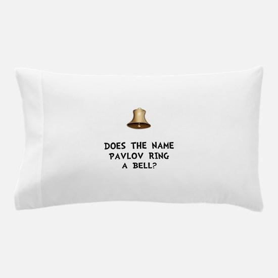 Pavlov Ring Bell Pillow Case