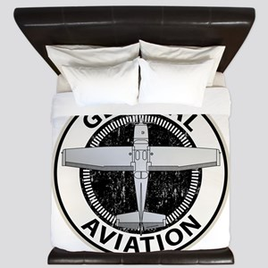 General Aviation King Duvet