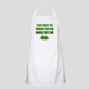 Twin Peaks, Where Pies Go To Die Apron