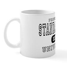 Standardbred University Mug