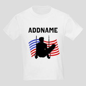 GYMNAST MEDALIST Kids Light T-Shirt