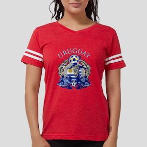 Uruguay Soccer Womens Football Shirt