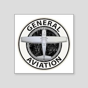 General Aviation Sticker