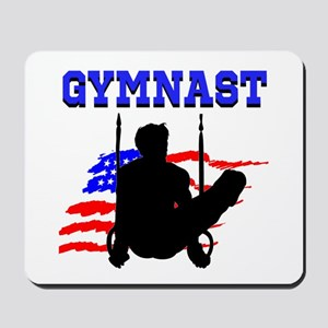 SUPERB GYMNAST Mousepad