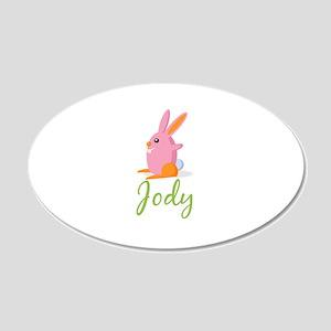 Easter Bunny Jody Wall Decal