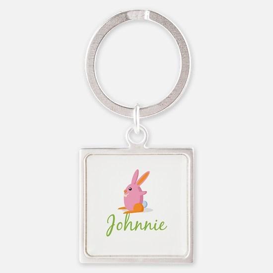 Easter Bunny Johnnie Keychains