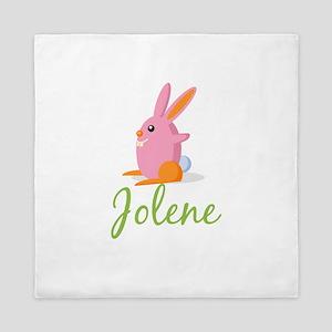 Easter Bunny Jolene Queen Duvet