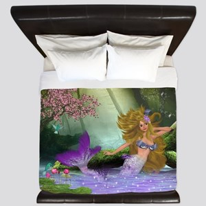 Best Seller Merrow Mermaid King Duvet