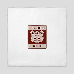 Oatman Route 66 Queen Duvet