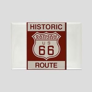 Oatman Route 66 Rectangle Magnet