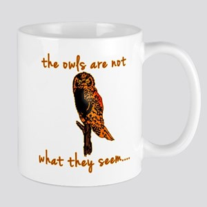 The Owls are Not What They Seem Mug