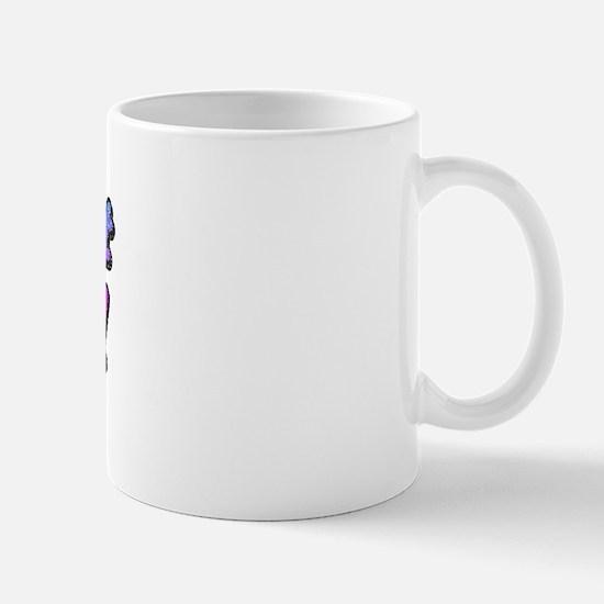 Let's get physical Mug
