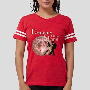 Retro Dancing with the Stars Womens Football Shirt