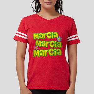 Marcia, Marcia, Marcia Womens Football Shirt