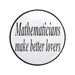 Mathematicians Make Better Lovers 3.5