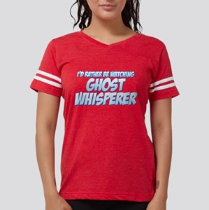I'd Rather Be Watching Ghost Womens Football Shirt