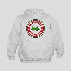 Welcome To Twin Peaks Hoodie