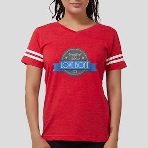 Certified Addict: Love Boat Womens Football Shirt