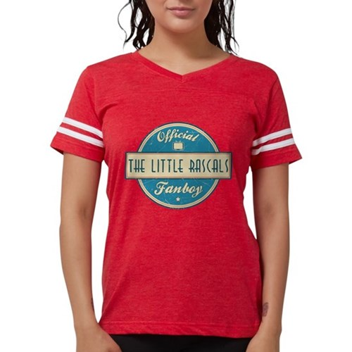 Official The Little Rascals F Womens Football Shir
