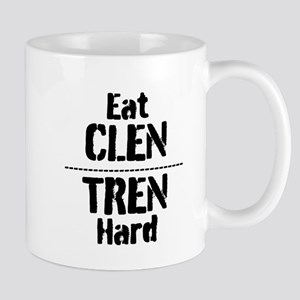 Eat CLEN TREN hard Mug