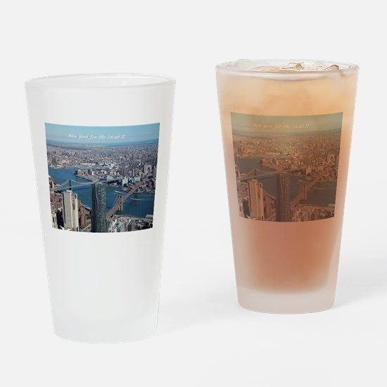 Bridges Drinking Glass