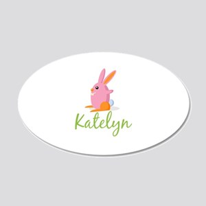 Easter Bunny Katelyn Wall Decal
