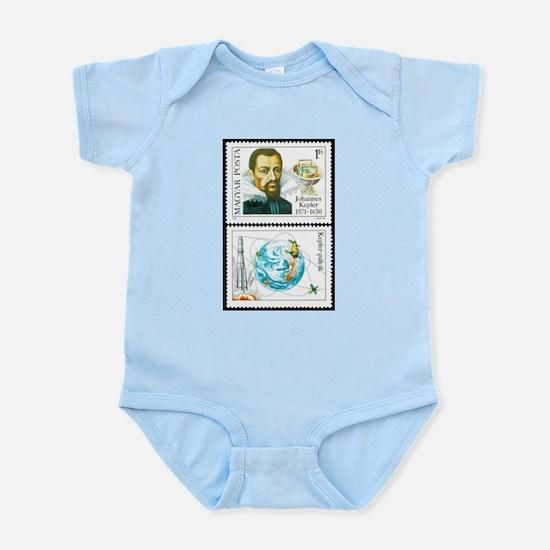 Johannes Kepler Infant Creeper