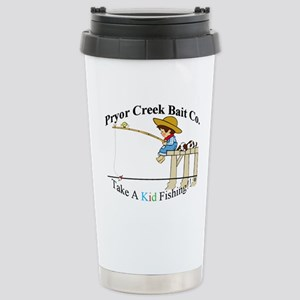 Pryor Creek Bait Travel Mug
