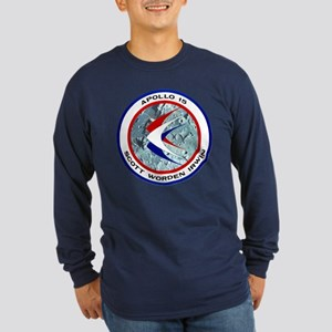 Apollo 15 Long Sleeve Dark T-Shirt