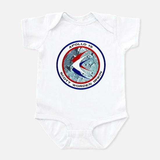 Apollo 15 Infant Bodysuit
