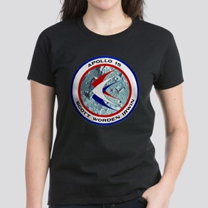 Apollo 15 Women's Dark T-Shirt