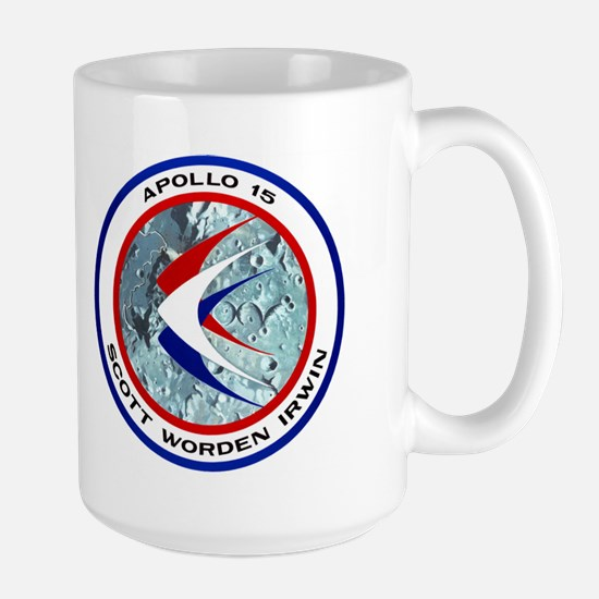 Apollo 15 Large Mug