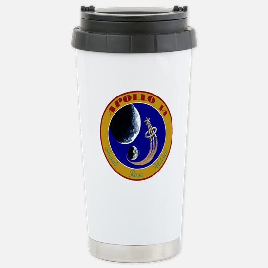 Apollo 14 Stainless Steel Travel Mug