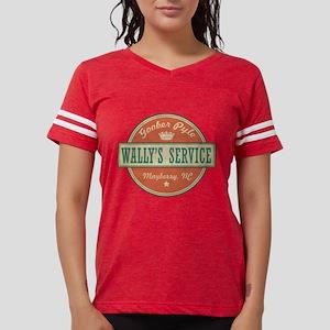 Wally's Service - Goober Pyle Womens Football Shir