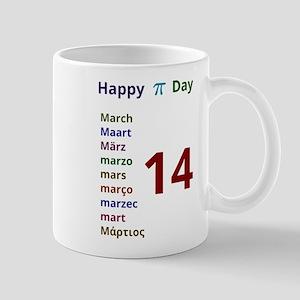 Happy Pi Day Mug