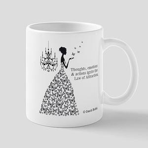 Law of Attraction Small Mug