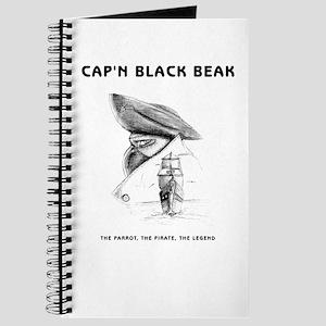 Black Beak Illustrations Journal