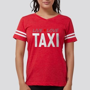 Live Love Taxi Womens Football Shirt