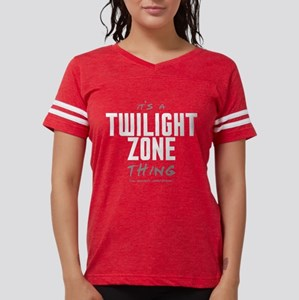 It's a Twilight Zone Thing Womens Football Shirt
