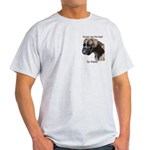 Boxers are the Best Brindle u Ash Grey T-Shirt