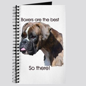 Boxers are the Best Brindle u Journal